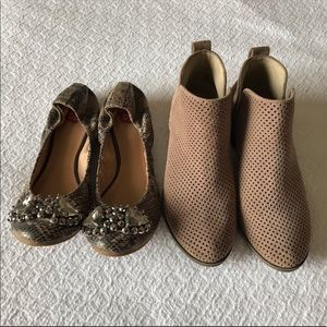 2 x $15 BP shoes